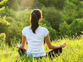 meditating-in-nature